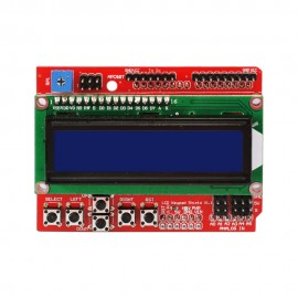 LCD Keypad Shield V2.0