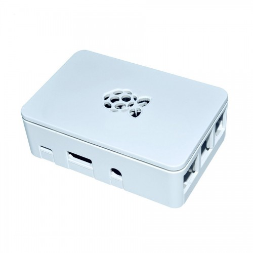 Raspberry Pi Case Blanco Premium
