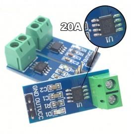Sensor de Corriente ACS712-20A
